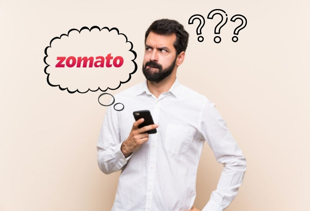 Better to Take Refund Than Taking a Promo Code from Zomato_