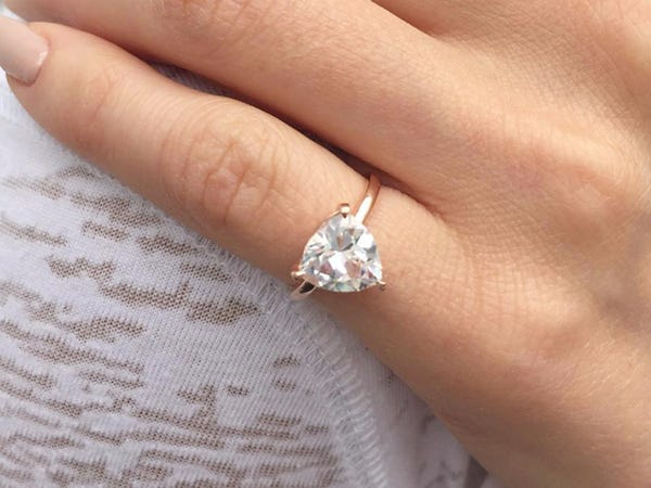 Non- Engagement Ring