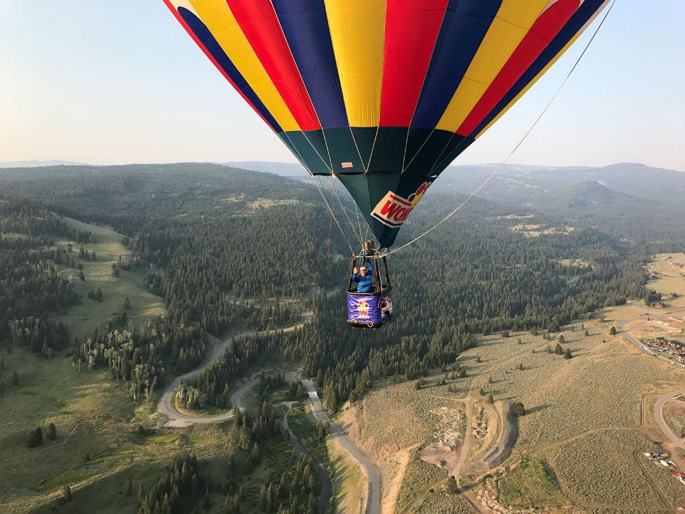 Mojoland Hot Air Balloon