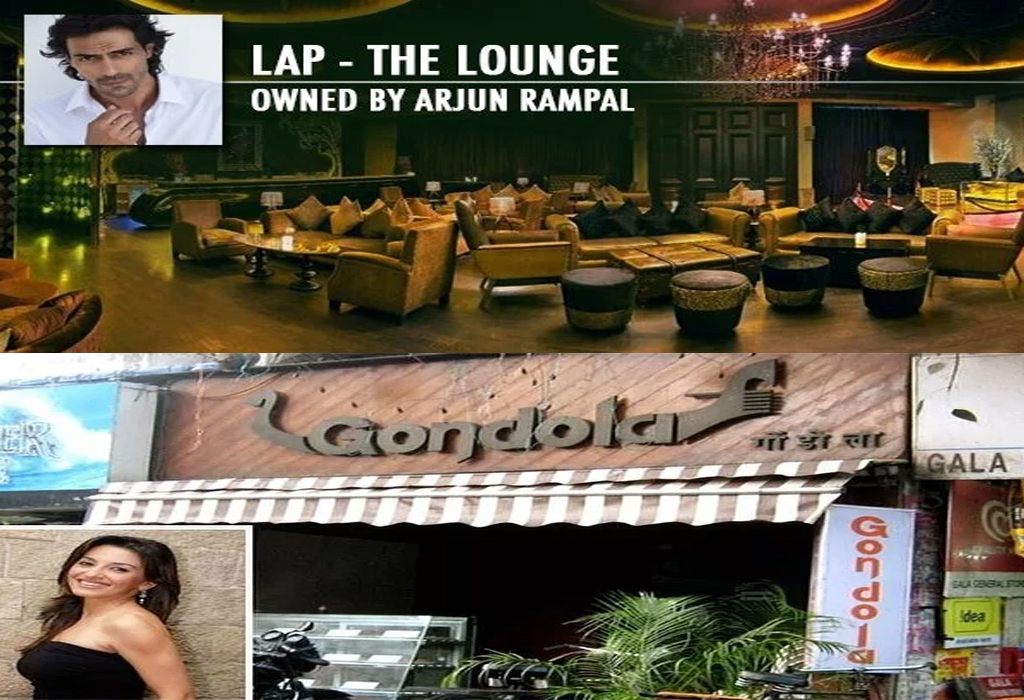 Popular Restaurants That Are Owned By Bollywood Celebrities