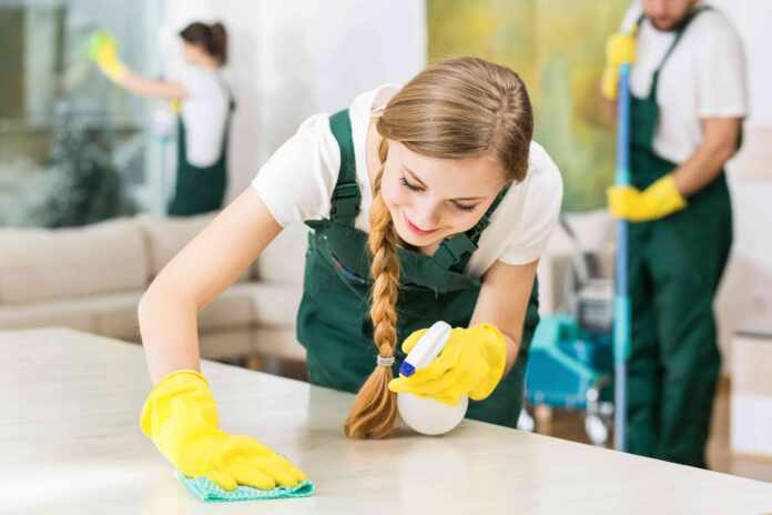 Hiring Professional Cleaning Services