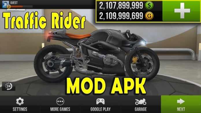 Download Traffic Ride MOD APK