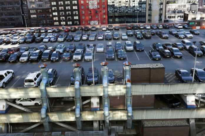 Find Parking in New York City