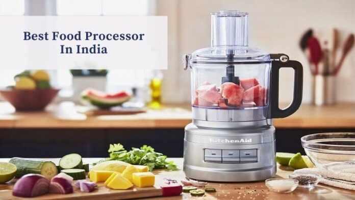 Best Food Processor in India
