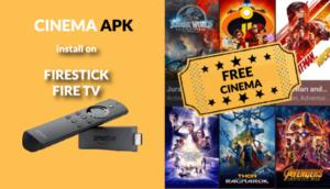 Cinema App For Firestick