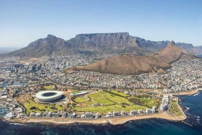 Tour of Buildings in Cape Town